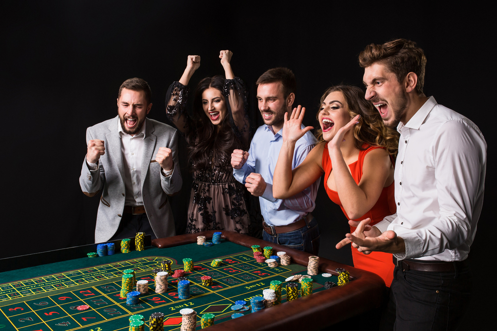 Four Tips To Start Constructing A Gambling You All The Time Needed